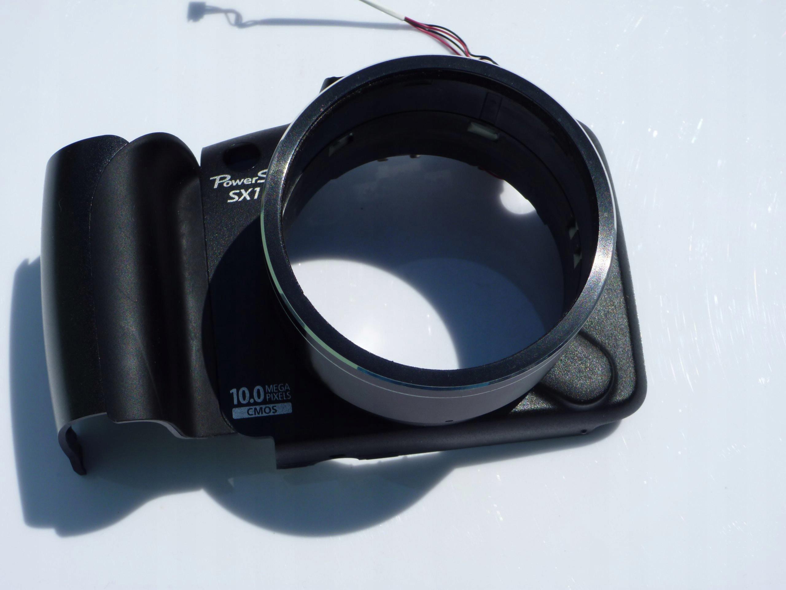 Canon SX1 SX 1 Obudowa Przednia Oryginał 24H !