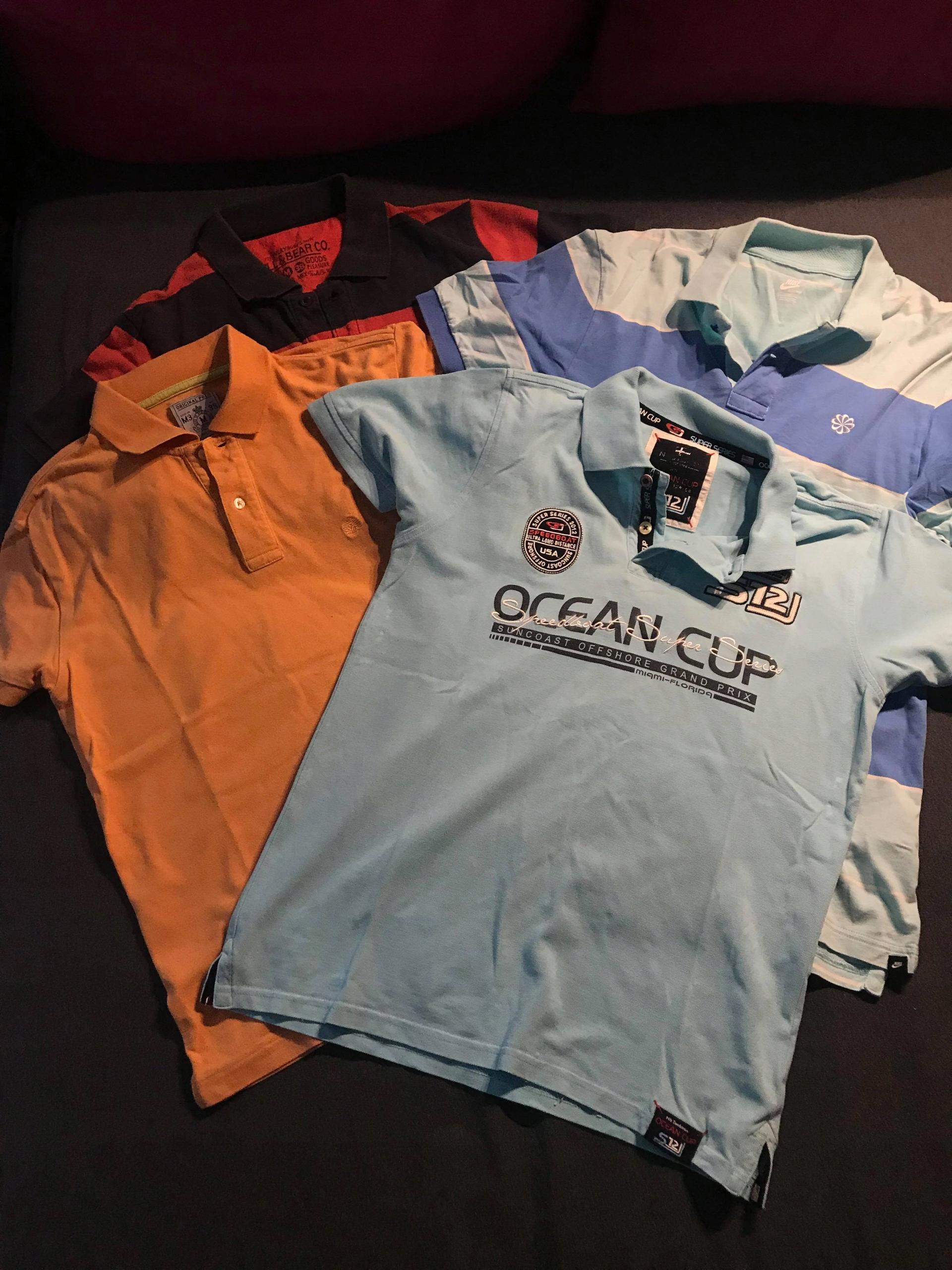 Zestaw koszulek polo Nike PULL Springfield Nill M