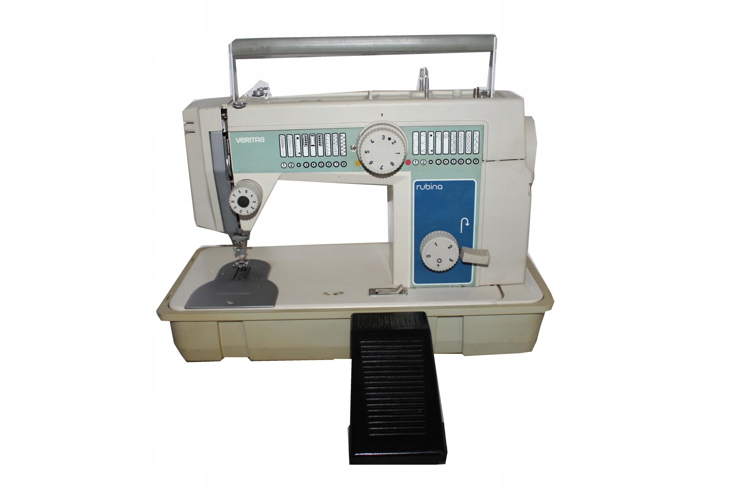 Maszyna do szycia VERITAS TEXTIMA 1091