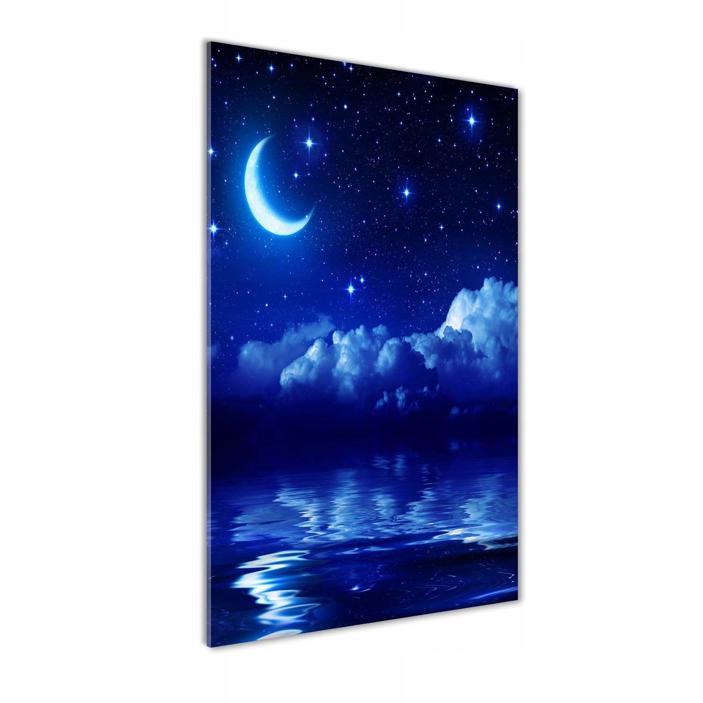 Foto obraz szkło hartowane Niebo nocą 70x140 cm