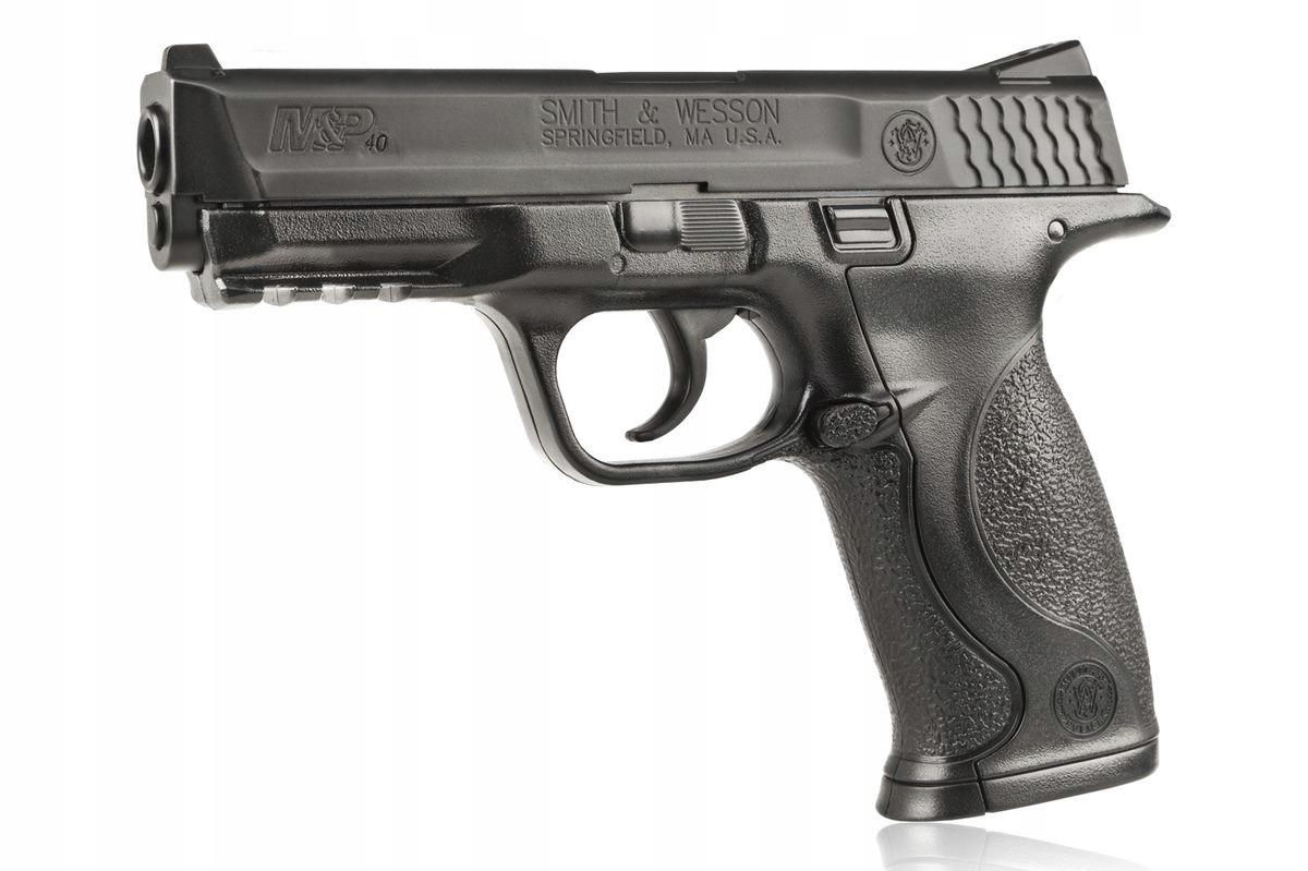 wiatrówka pistolet SMITH & WESSON M&P