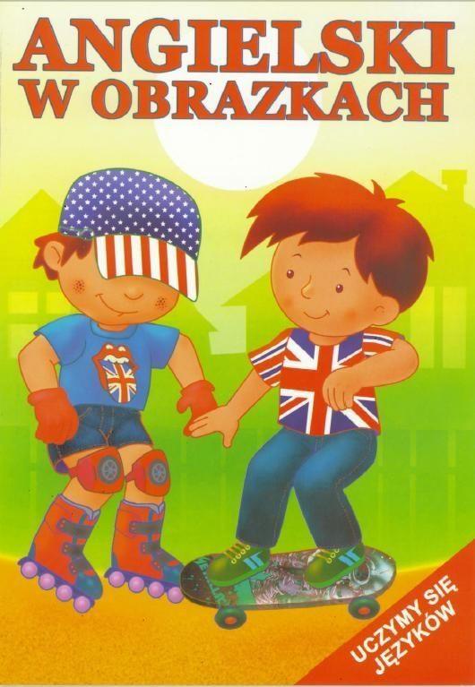 Angielski w obrazkach - uczymy się języków
