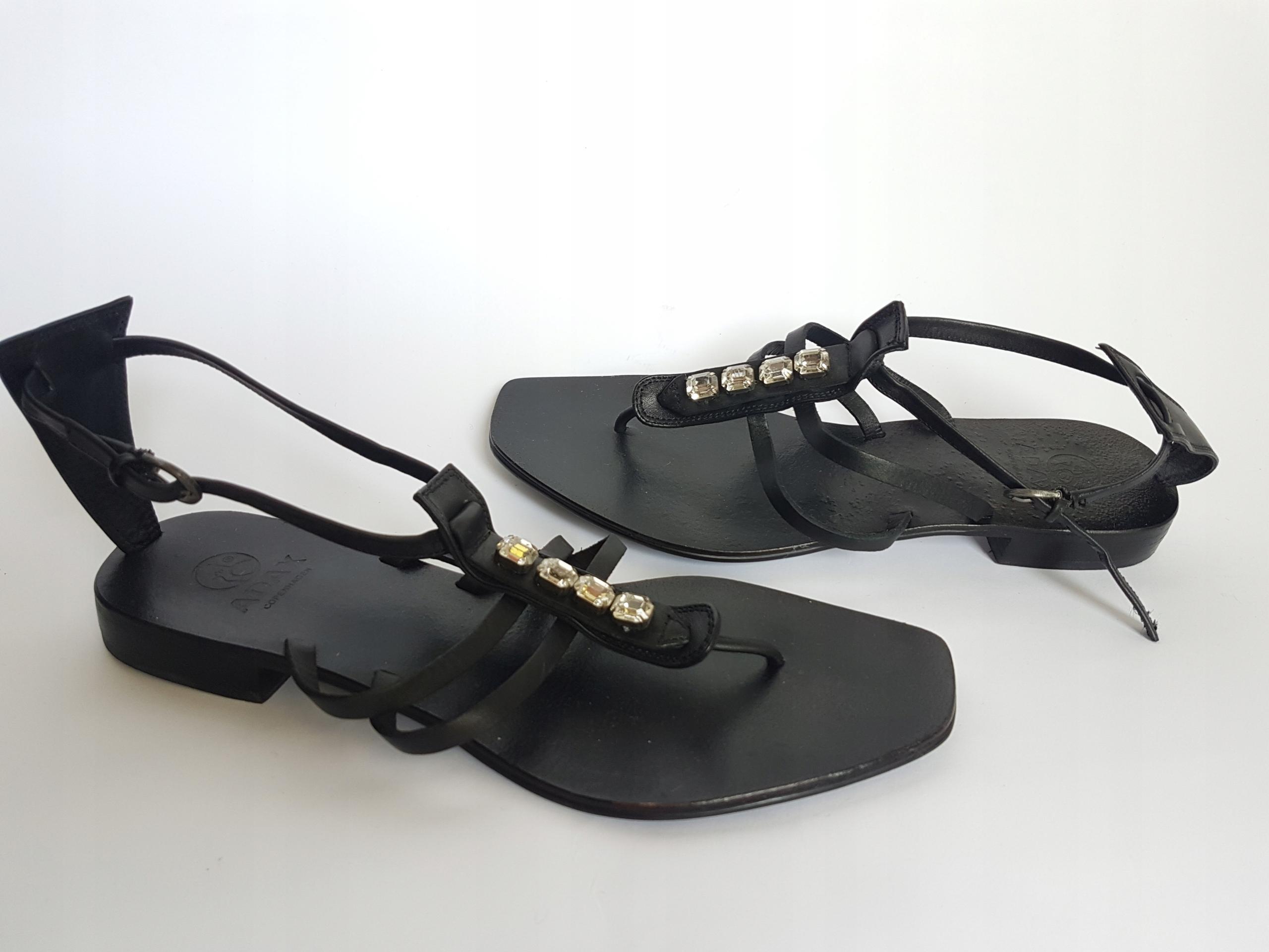 ADAX COPENHAGEN fantastyczne markowe sandały