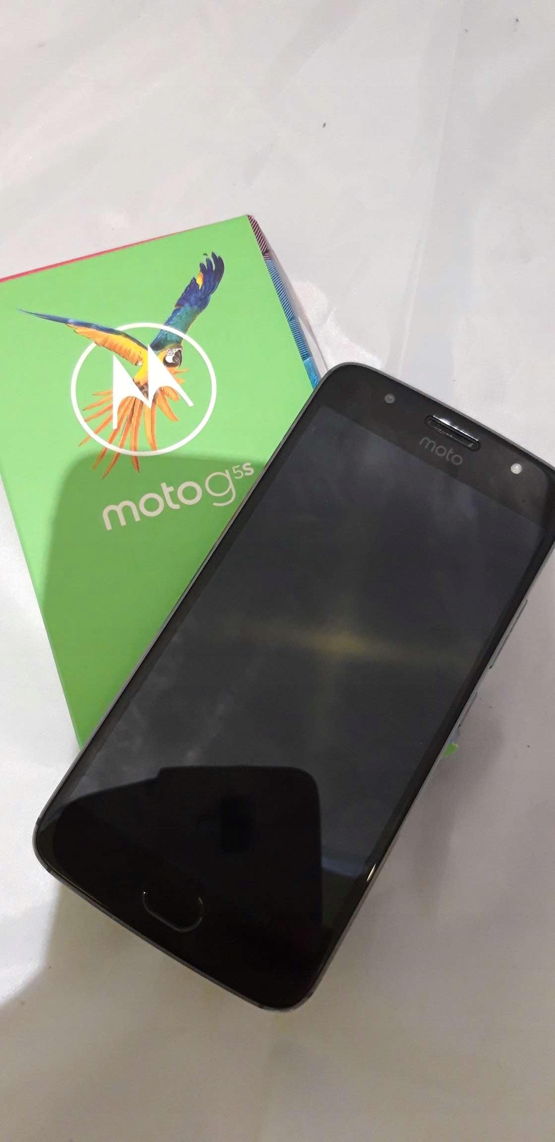 TELEFON MOTOROLA MOTO 5S 32 GB PUDEŁKO ŁADOWARKA