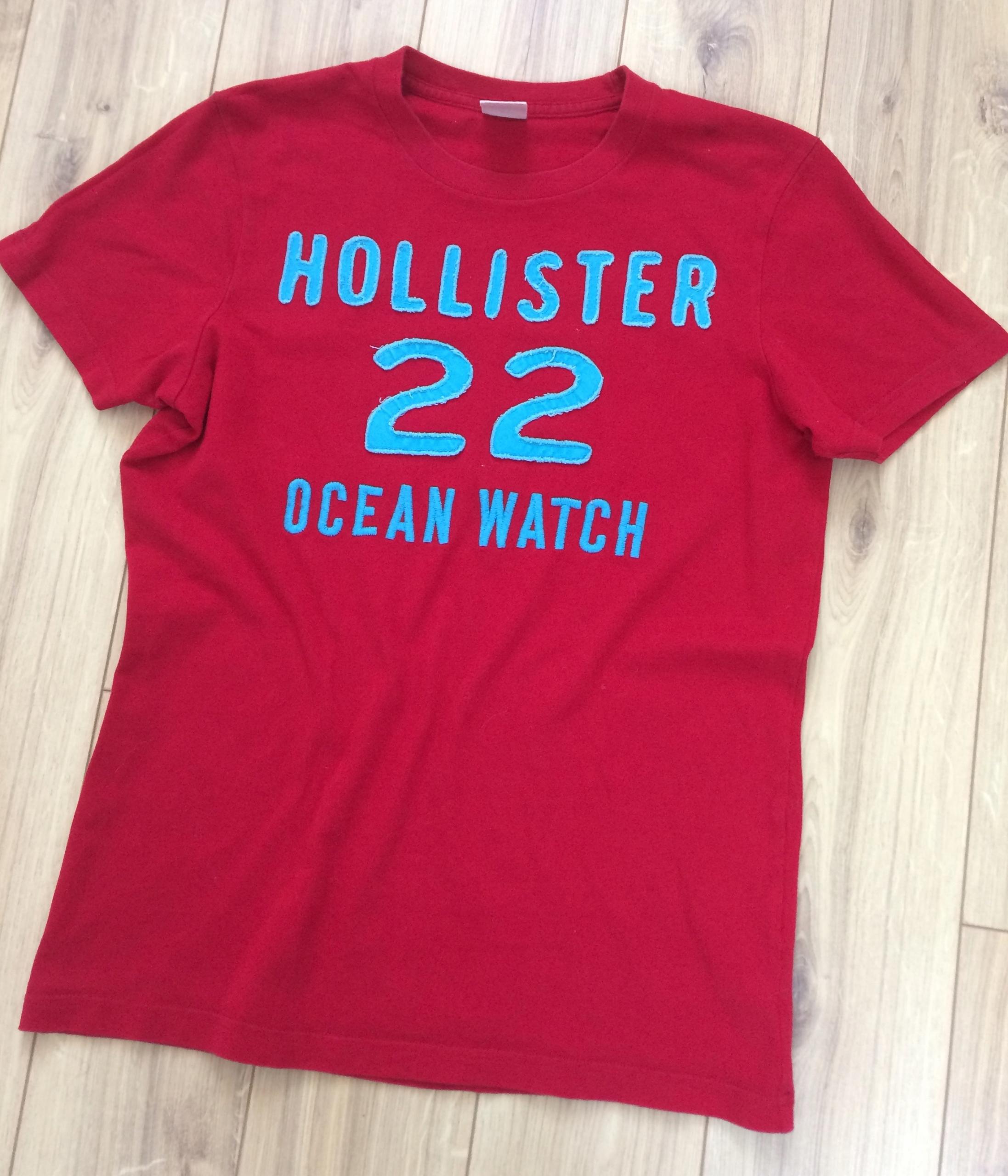 Hollister_T-shirt_S