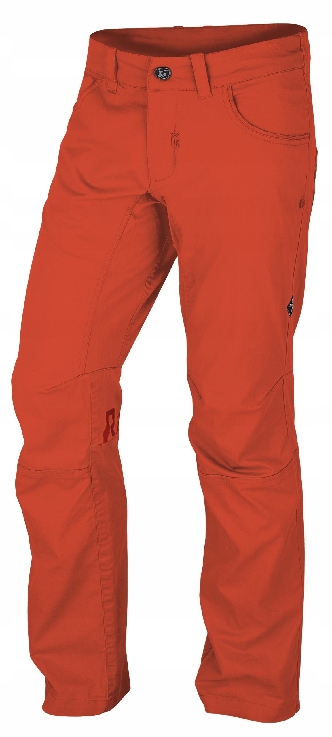 Rafiki Spodnie wspinaczkowe Faux Man Poinciana (S