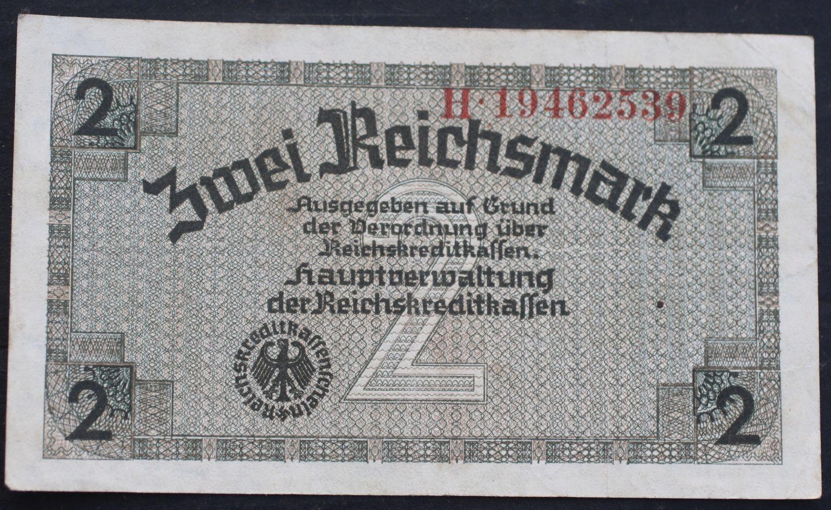 #2 Reichsmark Ros, 552 B (8cyfr)...od 9,99