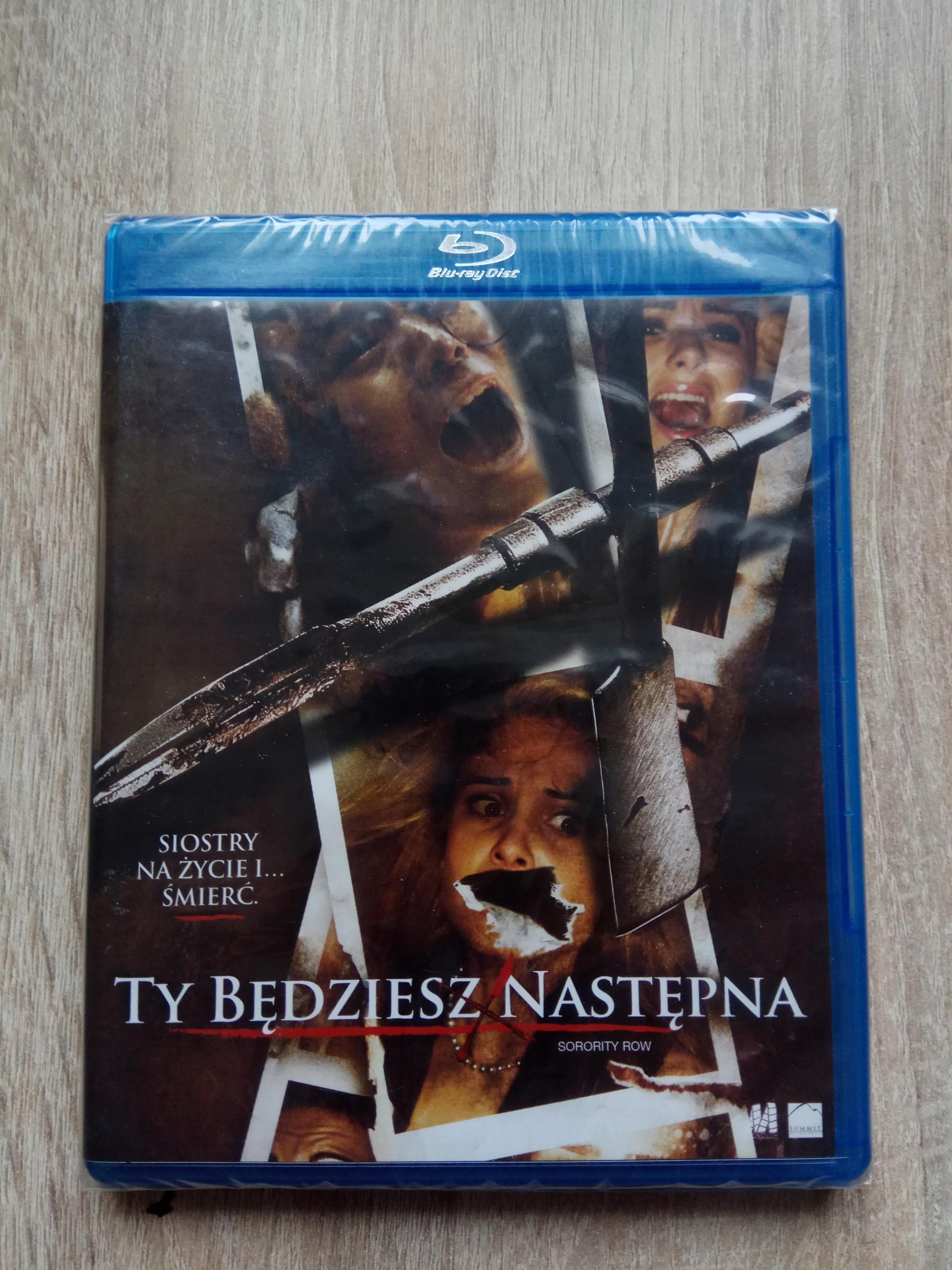Ty będziesz następna Blu-ray