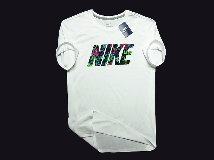 NIKE AWESOME GRAPHIC COTTON NEW T-SHIRT XL / XXL