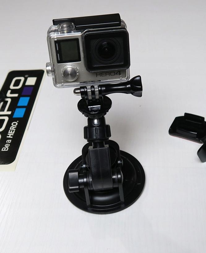 GoPro HERO 4 Silver LCD Komplet