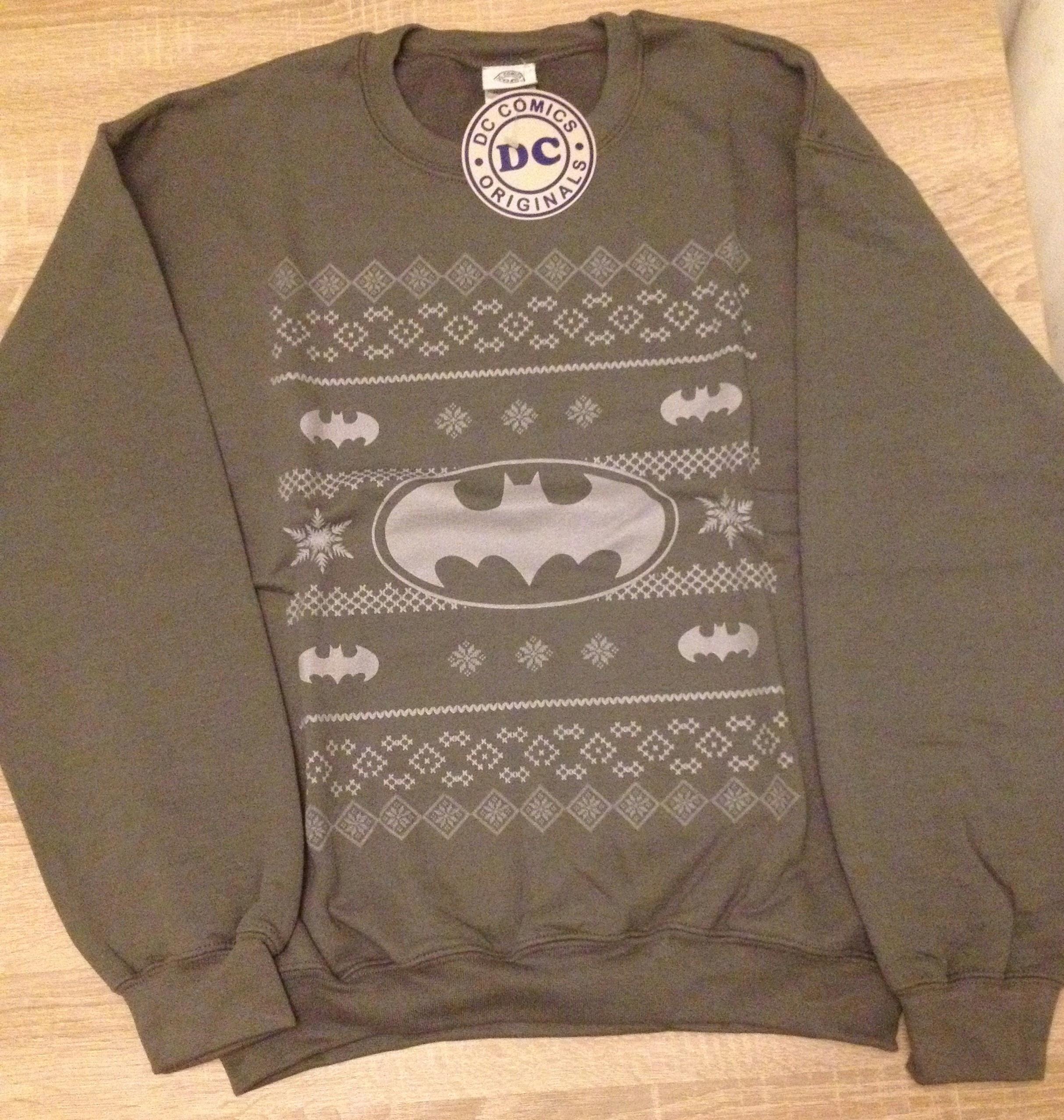 Batman bluza sweter M