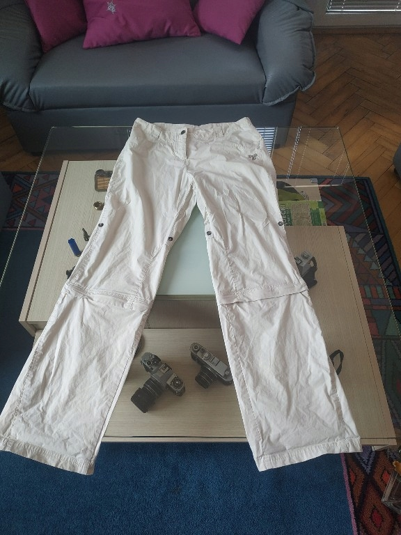 Damskie spodnie trekkingowe Jack Wolfskin [26]