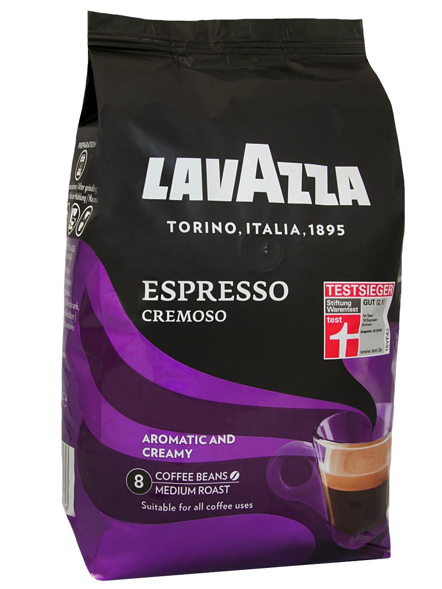 Kawa ziarnista Lavazza Espresso Cremoso 1kg