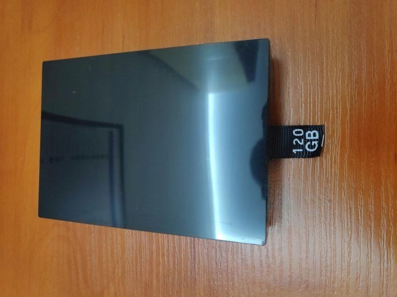 DYSK TWARDY 120GB ! XBOX 360 Slim S i E !