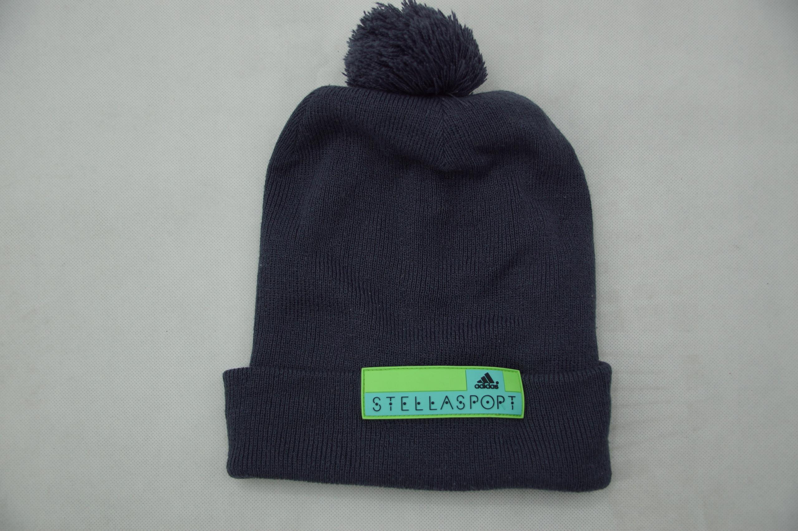 Stella McCartney Adidas czapka ciepła P