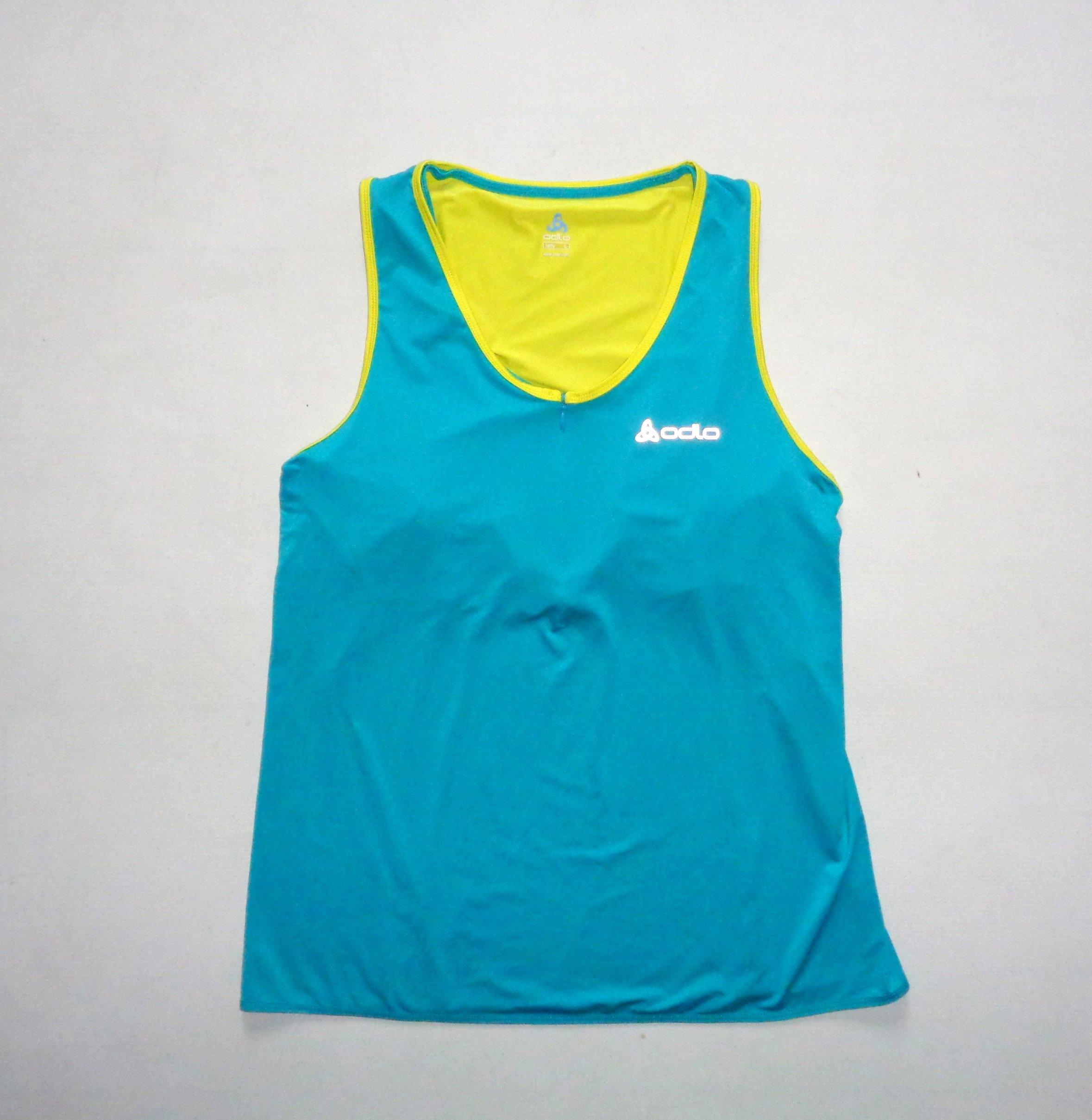 ODLO SINGLET RACE koszulka damska do biegania L
