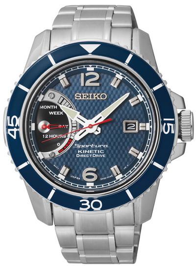 zegarek SEIKO Sportura Kinetic SRG017P1 GWARANCJA