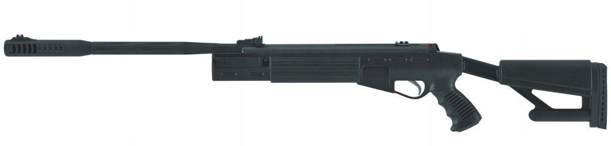 Karabinek Hatsan TG AirTact QE Vortex 4,5 mm