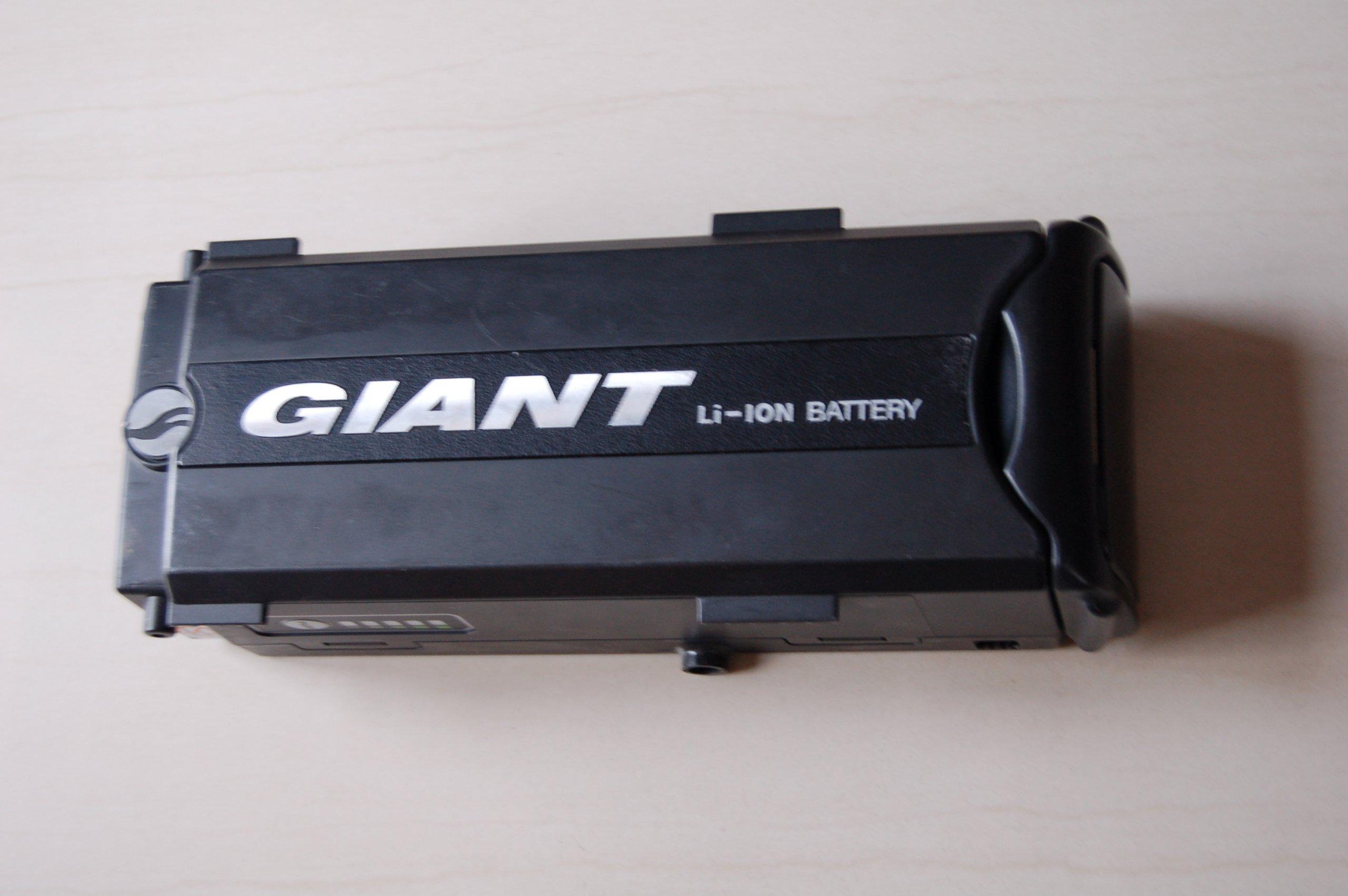 Bateria li-ion Giant Twist 36V 8Ah Sanyo