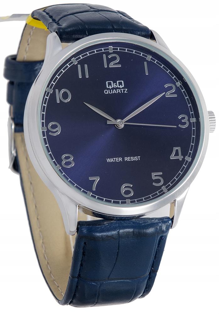Stylowy Zegarek Q&Q - GU44-805 2L G