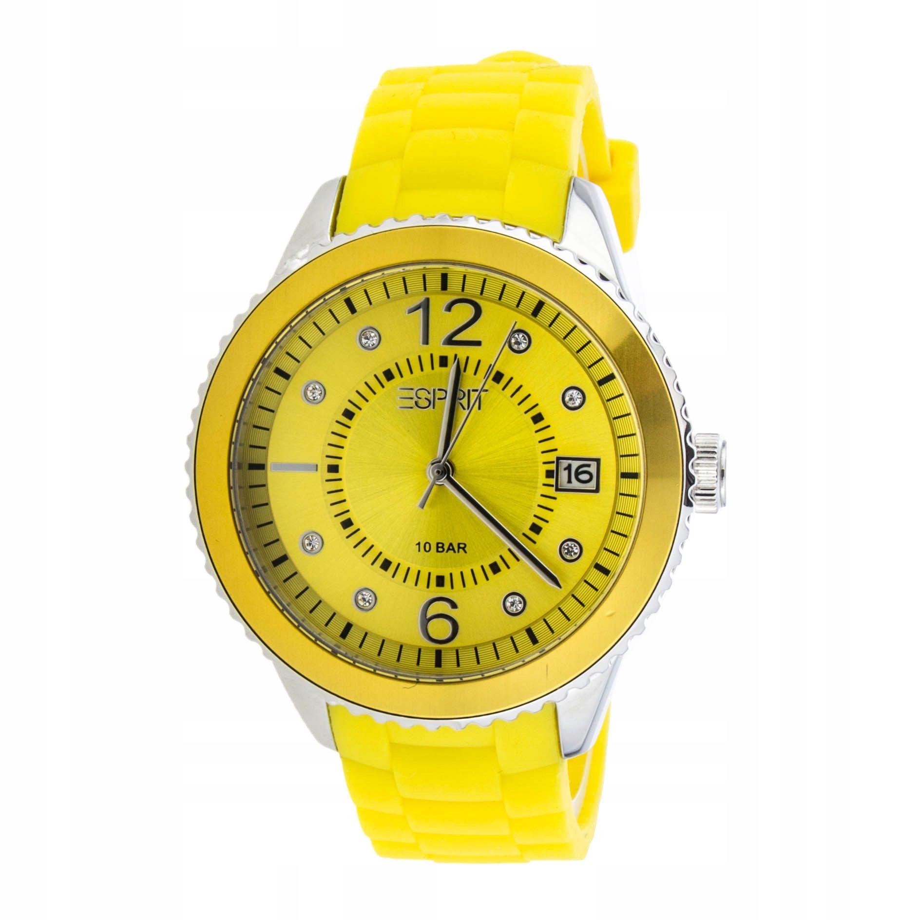 Zegarek ESPRIT ES105342011 cyrkonie data