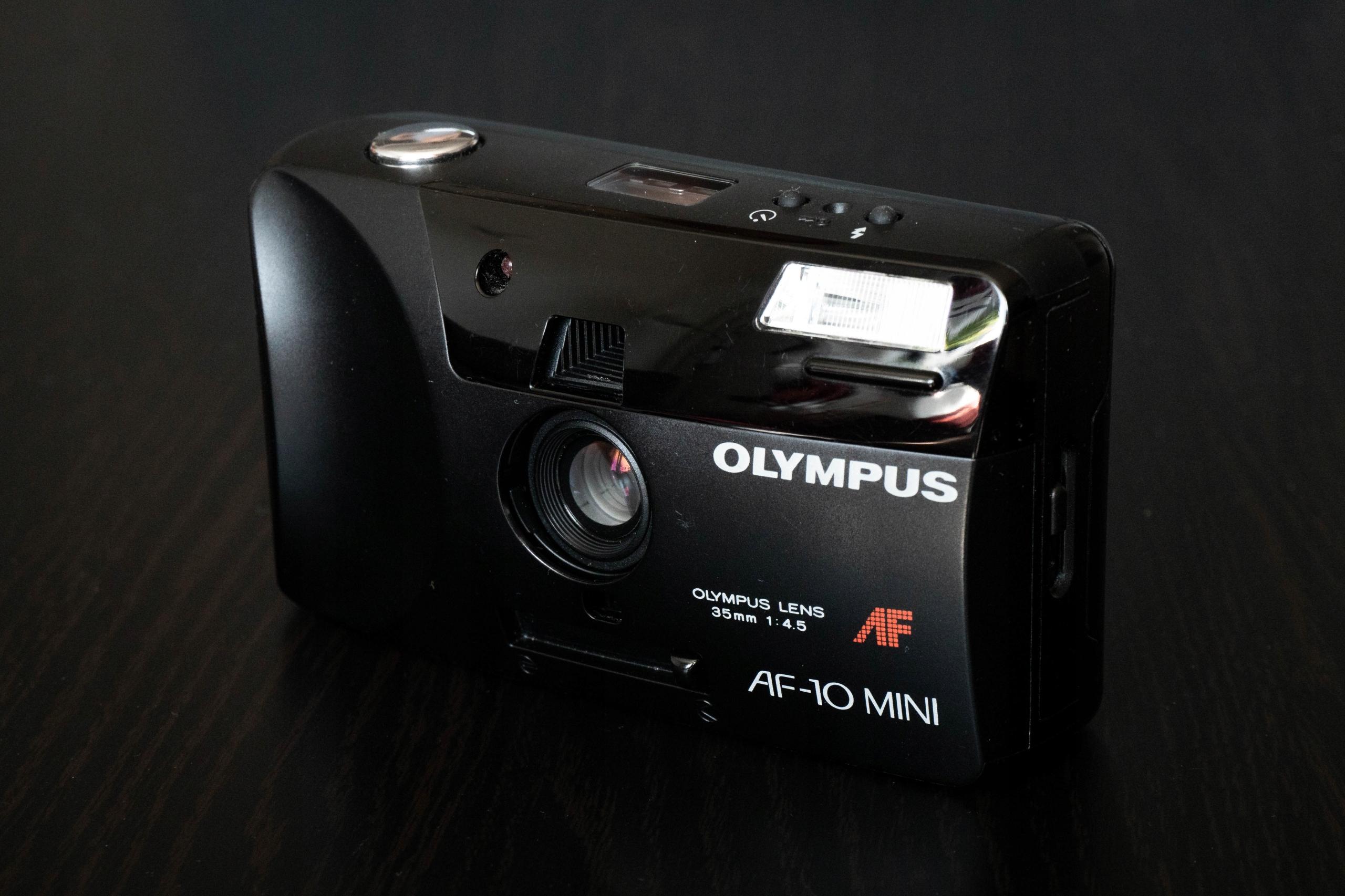 IDEALNY Olympus AF-10 MINI 35mm f4.5