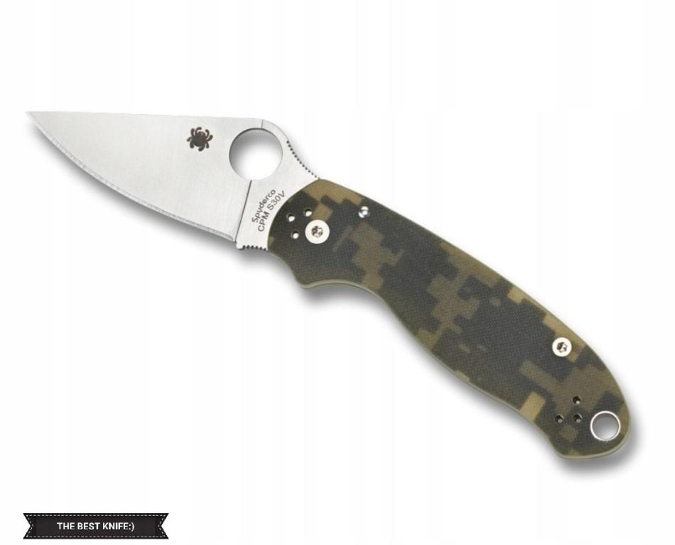 Nóż spyderco para 3