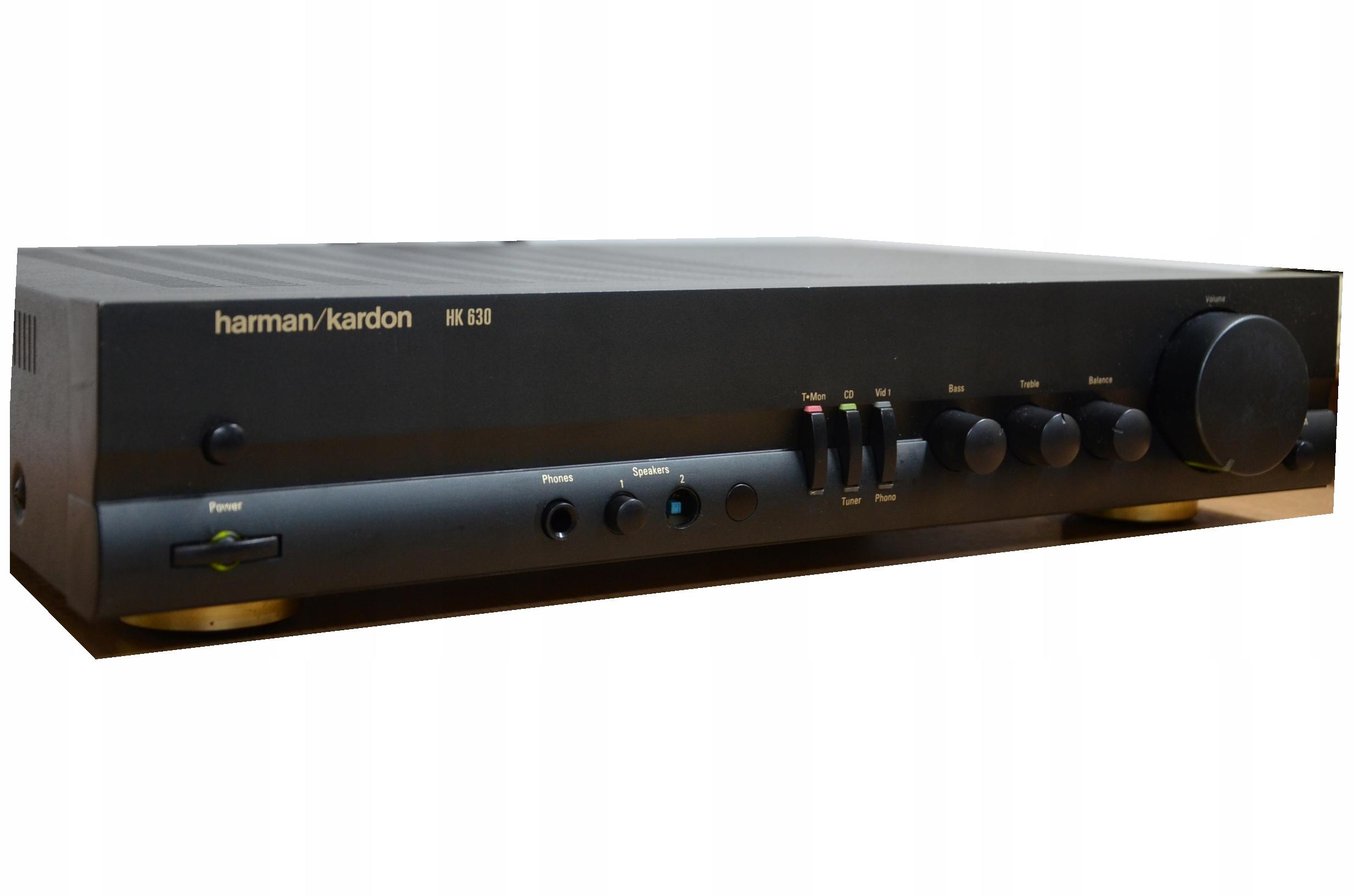 HARMAN KARDON HK-630 WZMACNIACZ SUPER OKAZJA!!!