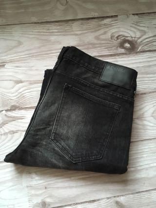 Nowe męskie jeansy H&M Slim W32 L32
