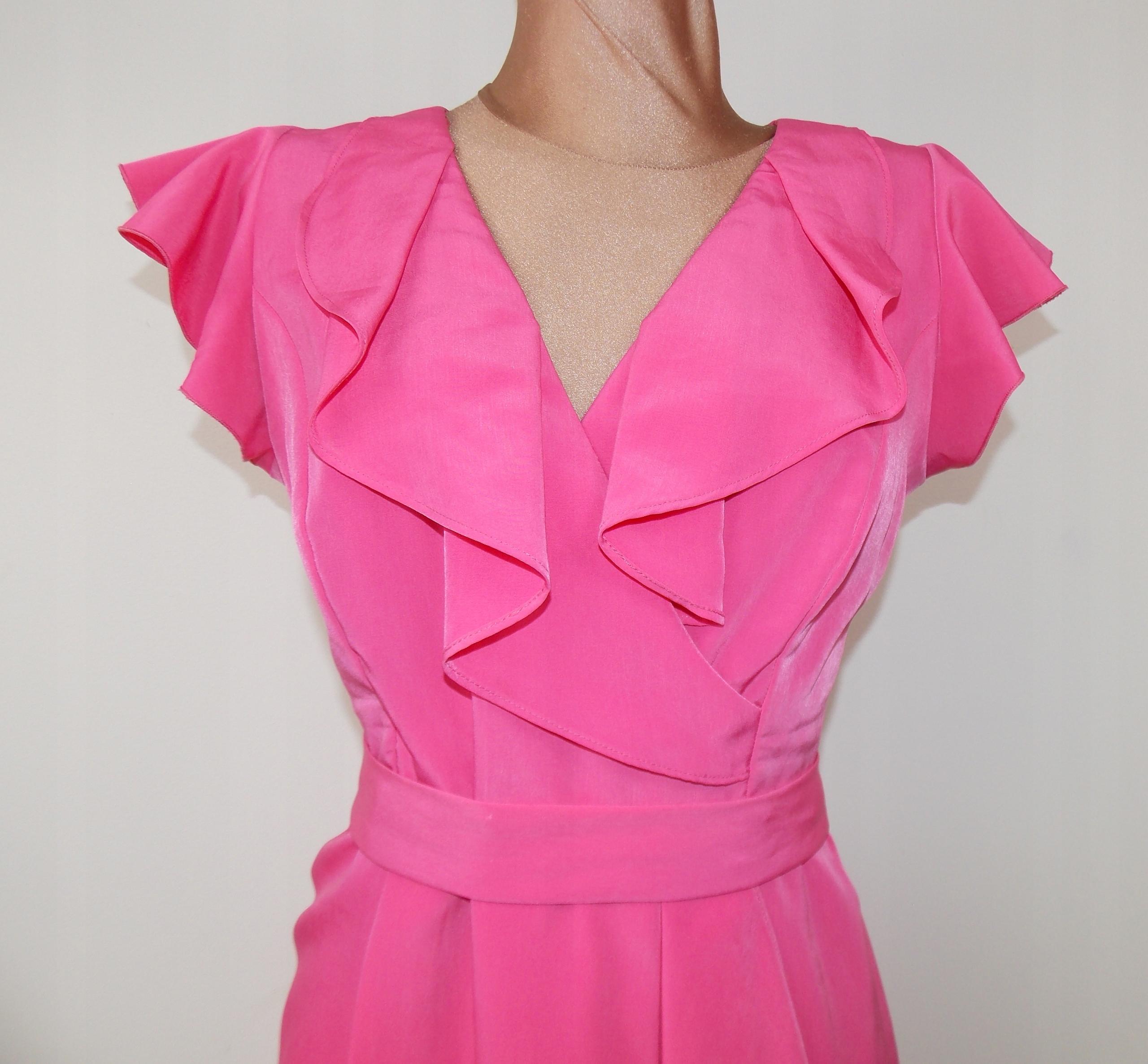 sukienka AWEAR styl ASOS wizytowa okazje WESELE 40