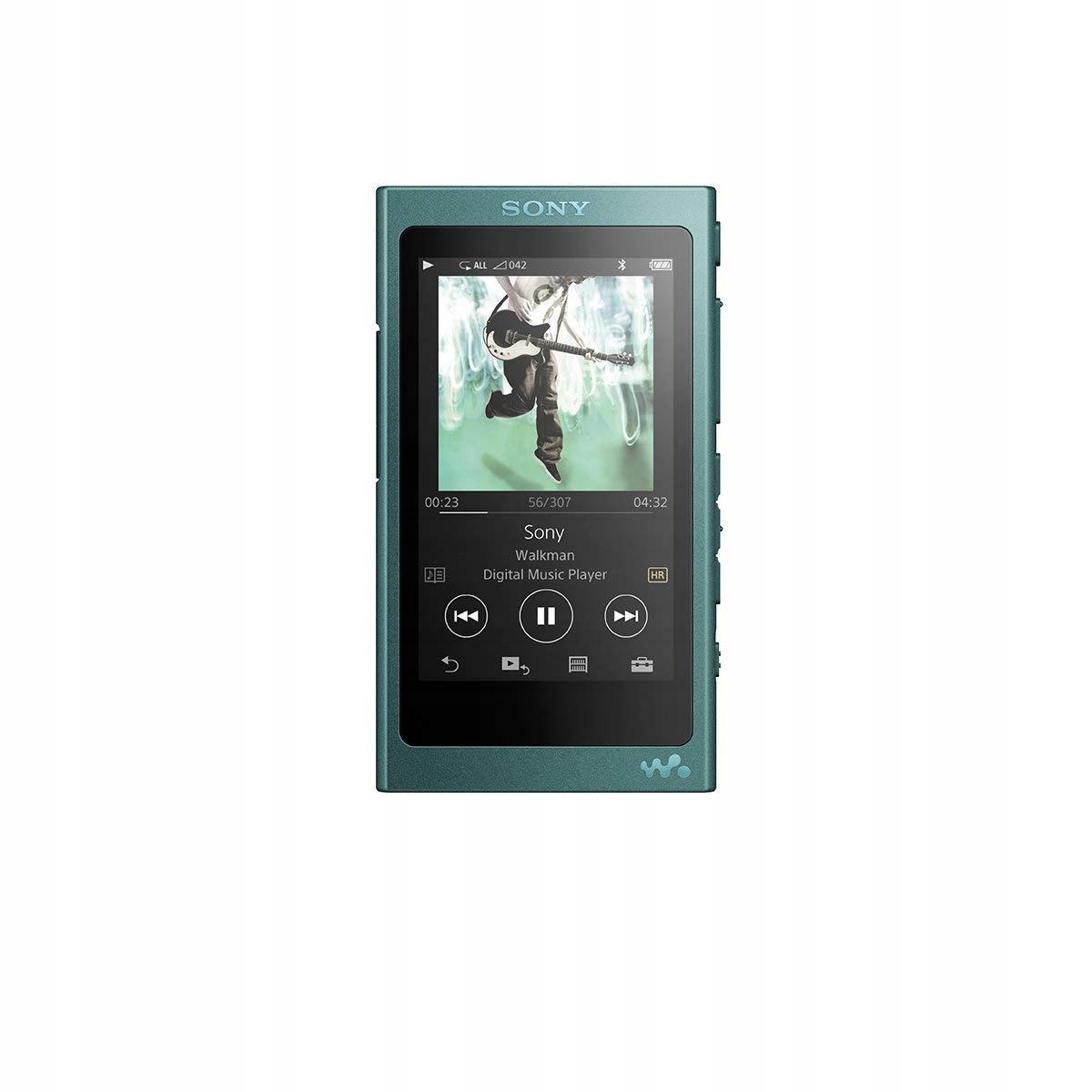 SS459 SONY NW-A35 odtwarzacz MP3 16GB