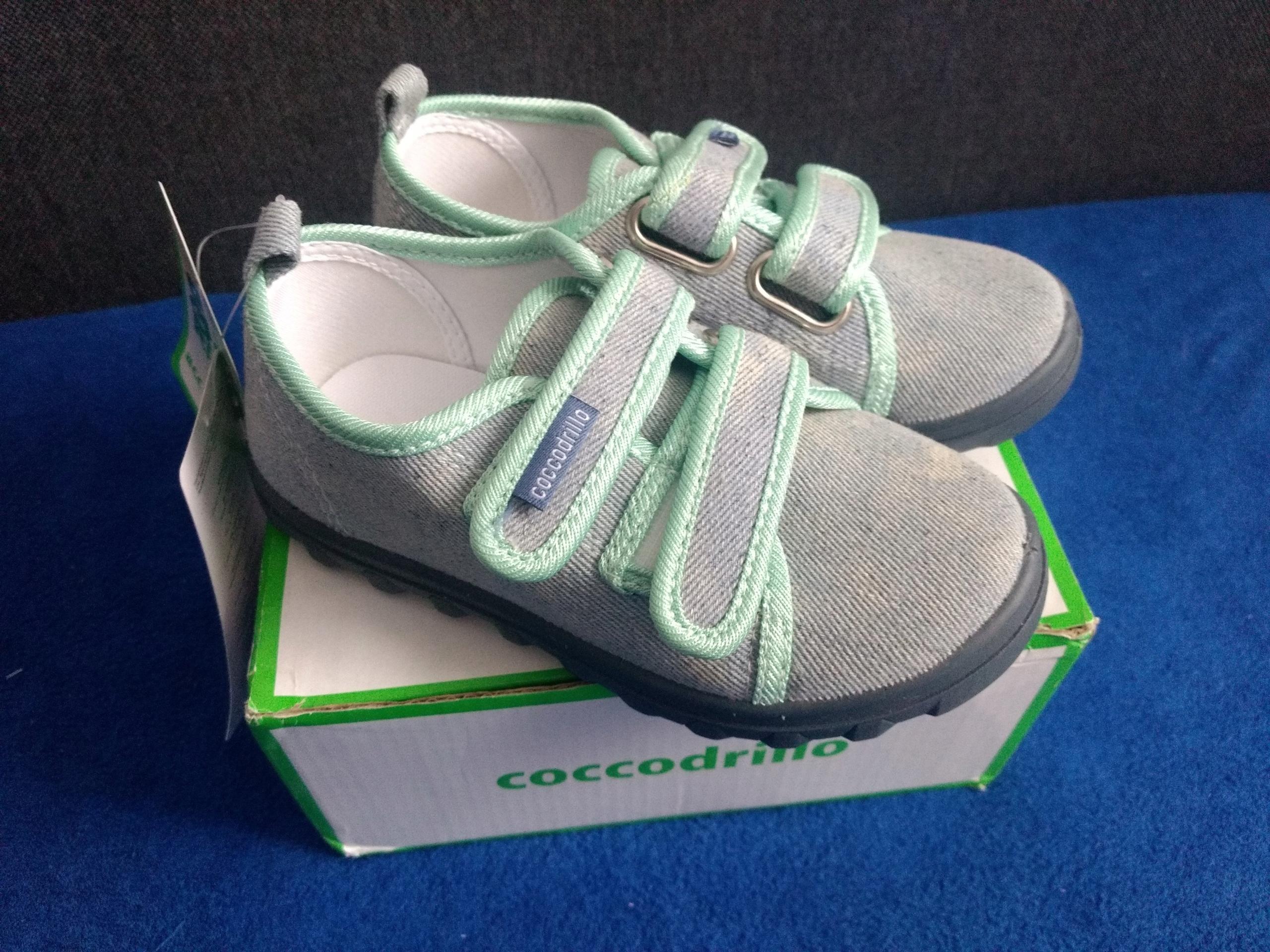 9010050d21381 Buty buciki tenisówki + trampki + COCCODRILLO + 27 - 7789994407 ...