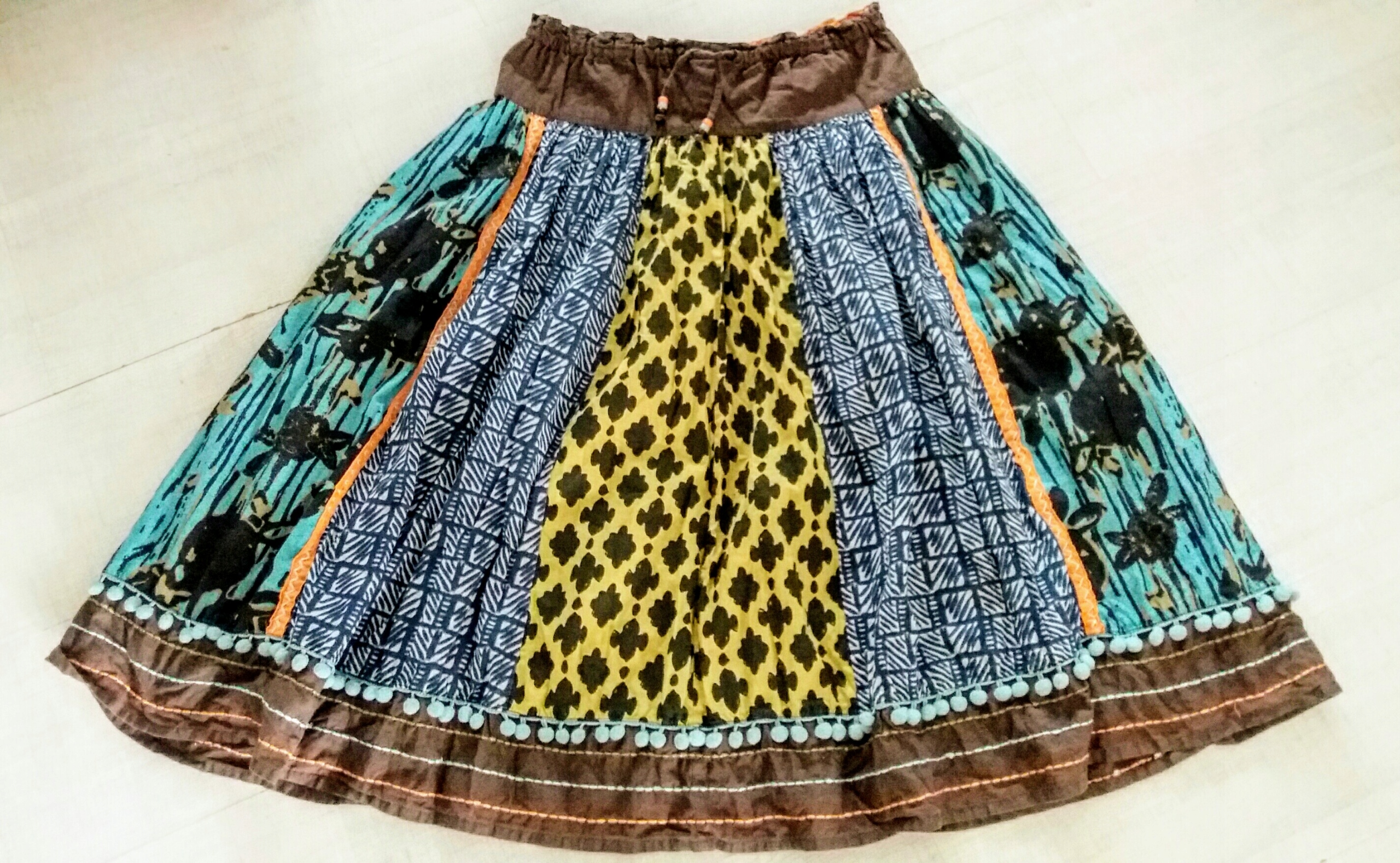 Spódnica Next M boho etno