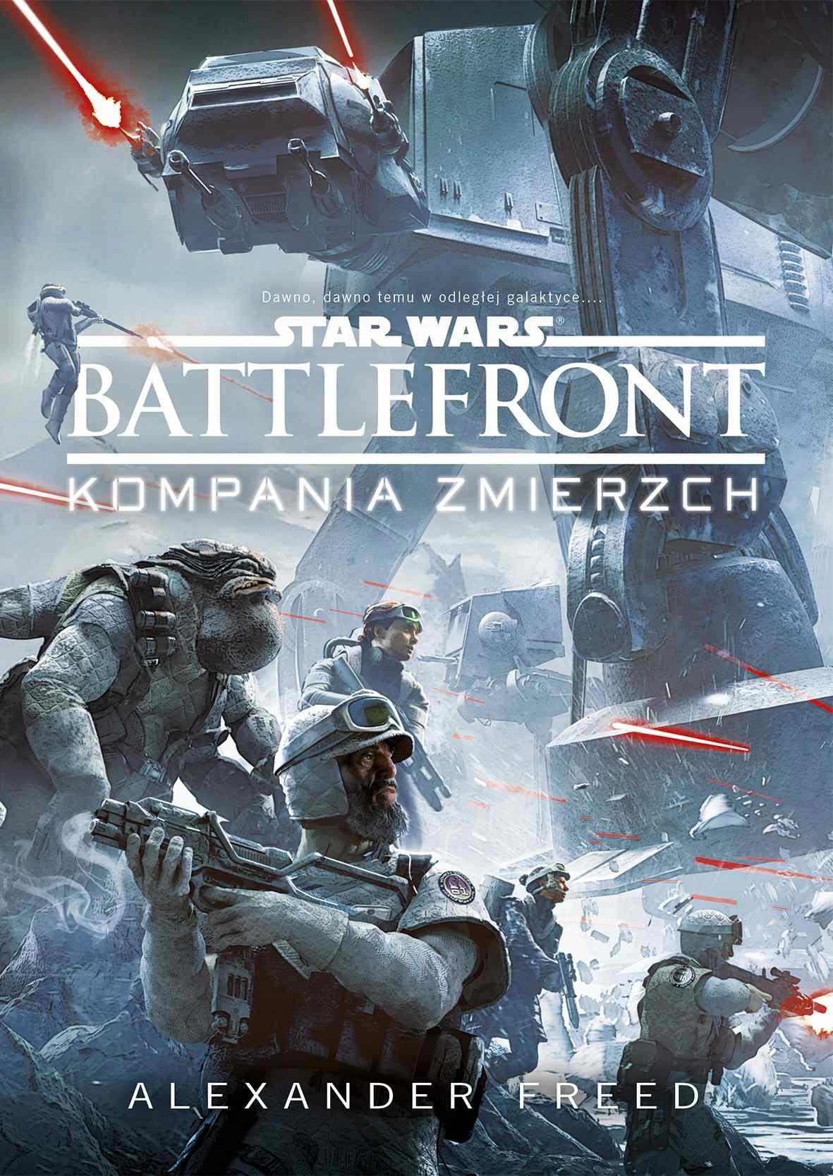 Star Wars. Battlefront. Alexander Freed