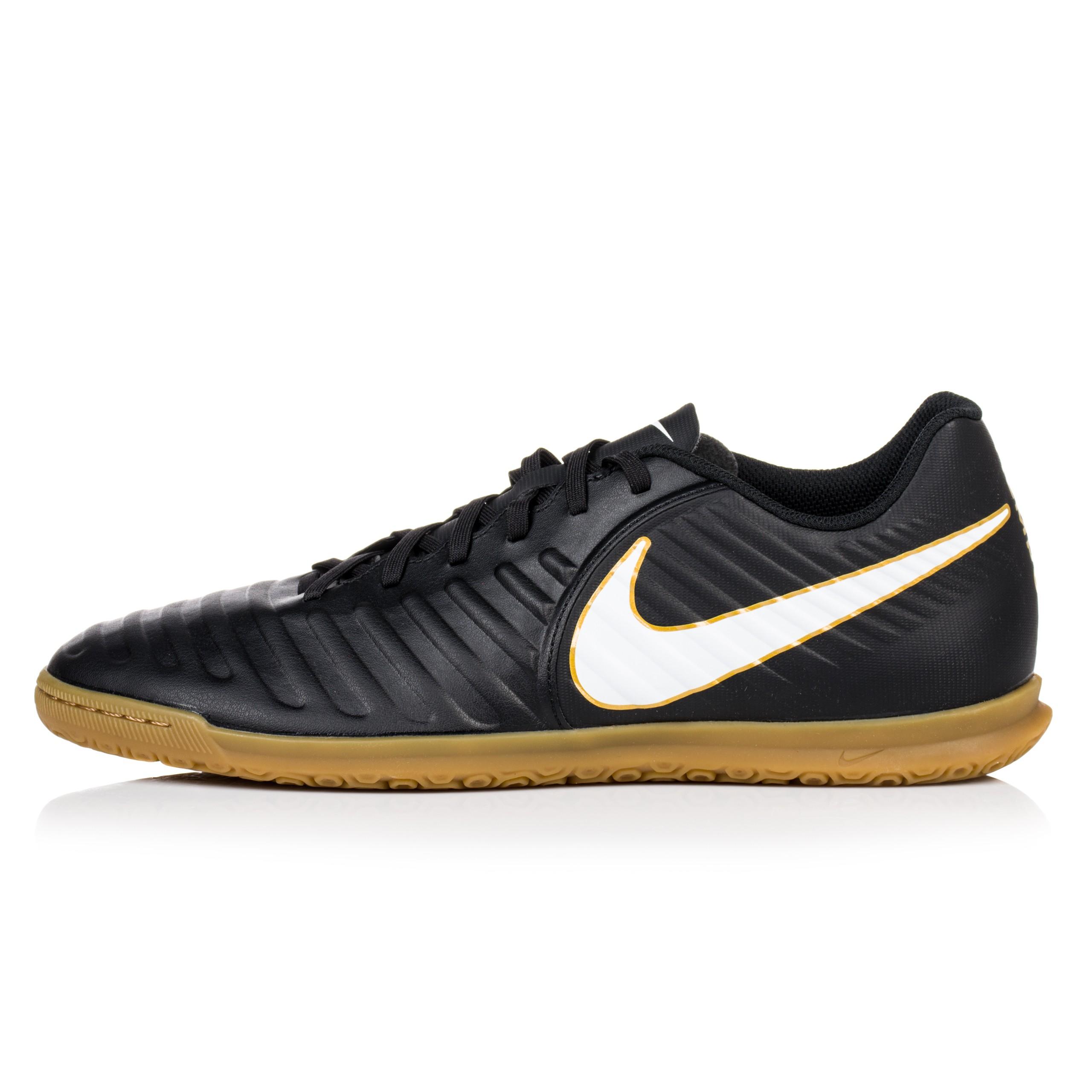 premium selection 25135 b85c5 Buty męskie Nike Tiempo X Rio czarne halówki