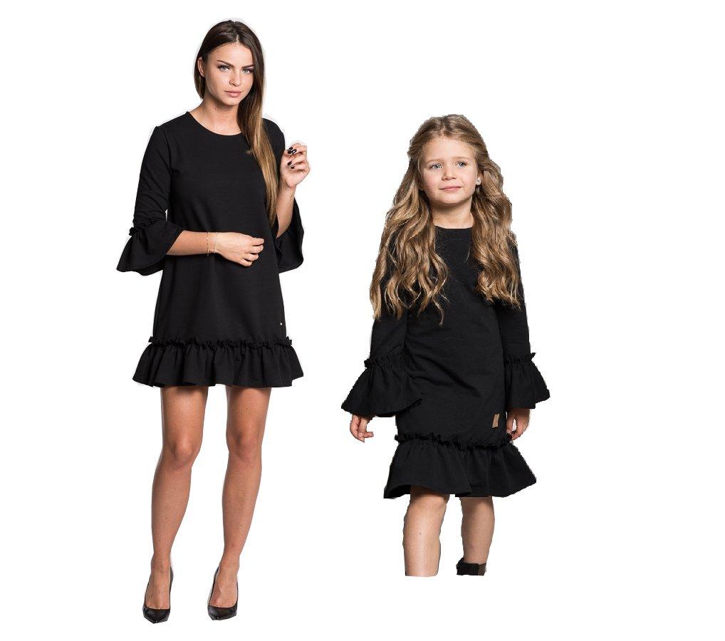 27762eff24b5ce HIT Sukienki dla mamy i córki S - XL, 92 - 146 - 7572709656 ...