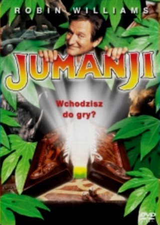 Jumanji [DVD]