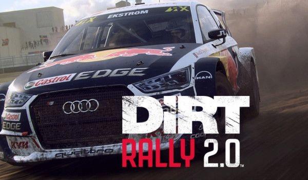 DIRT RALLY 2.0 PL + DLC KLUCZ STEAM PC