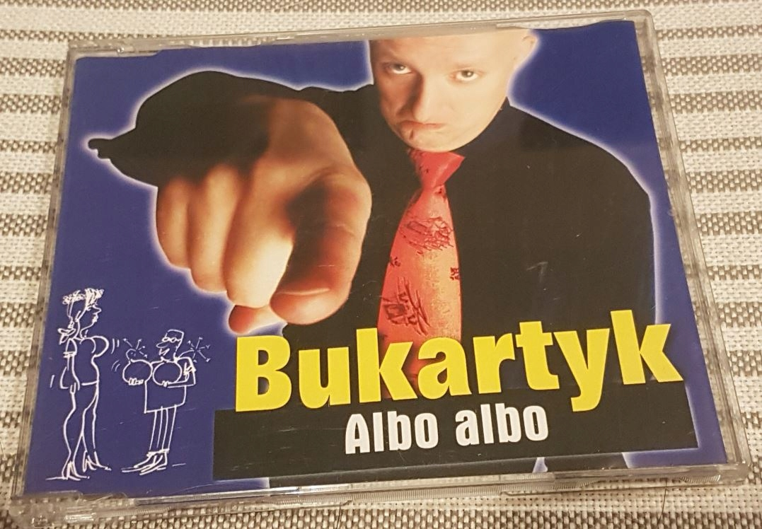 BUKARTYK - ALBO ALBO RARYTAS SINGIEL