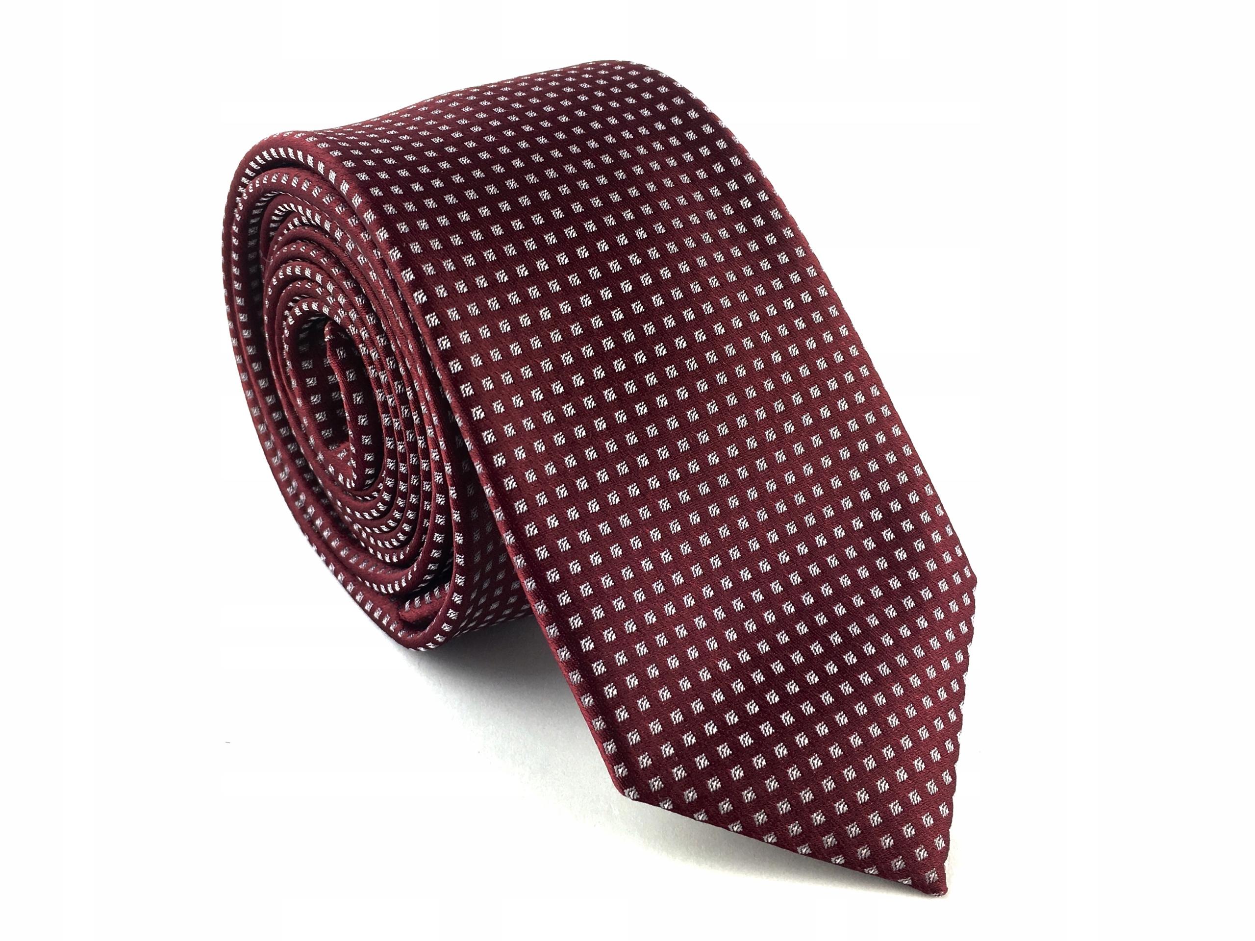 Krawat Męski Wąski 6cm MB101