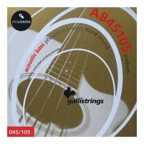 Galli AB-450105 struny powl. do akust. gitary bas.