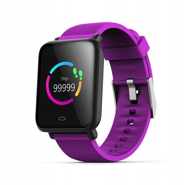 Zegarek BOAMIGO smartwatch bluetooth krokomierz