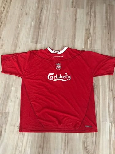 Koszulka Liverpool XXL/XXXL 2002-2004