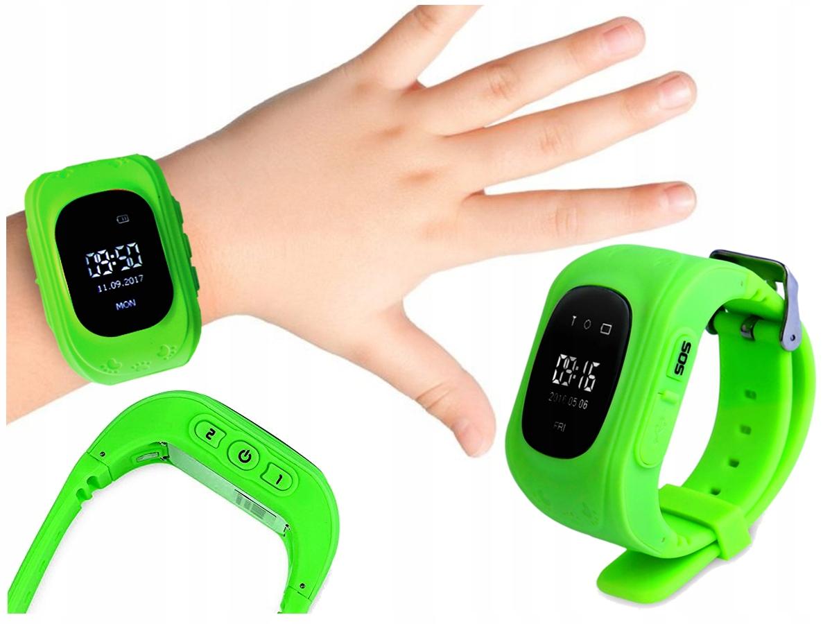 Smartwatch z lokalizatorem który chroni dzieci