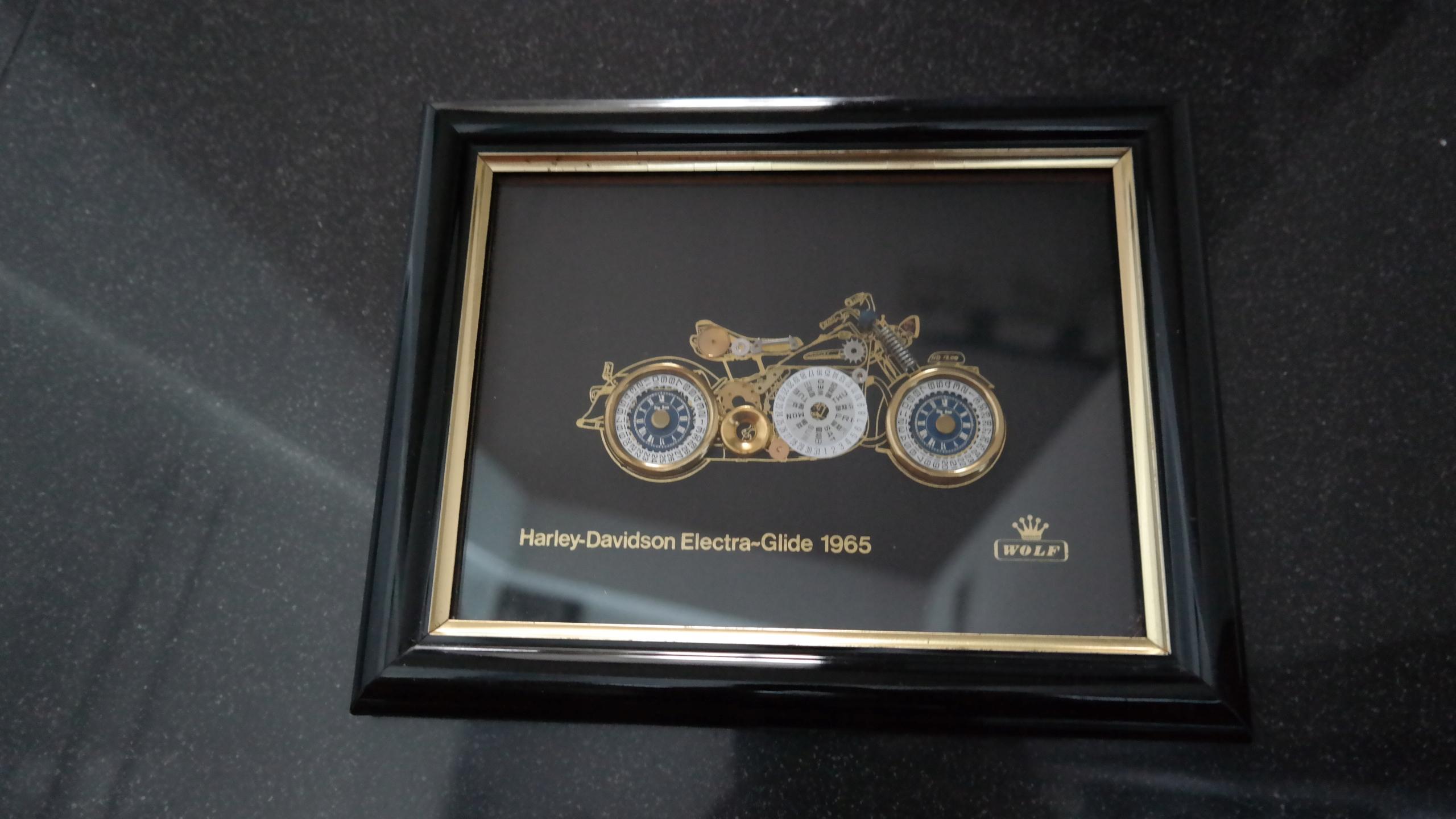 Harley Davidson Electra Glide 1965 ekskluzywny