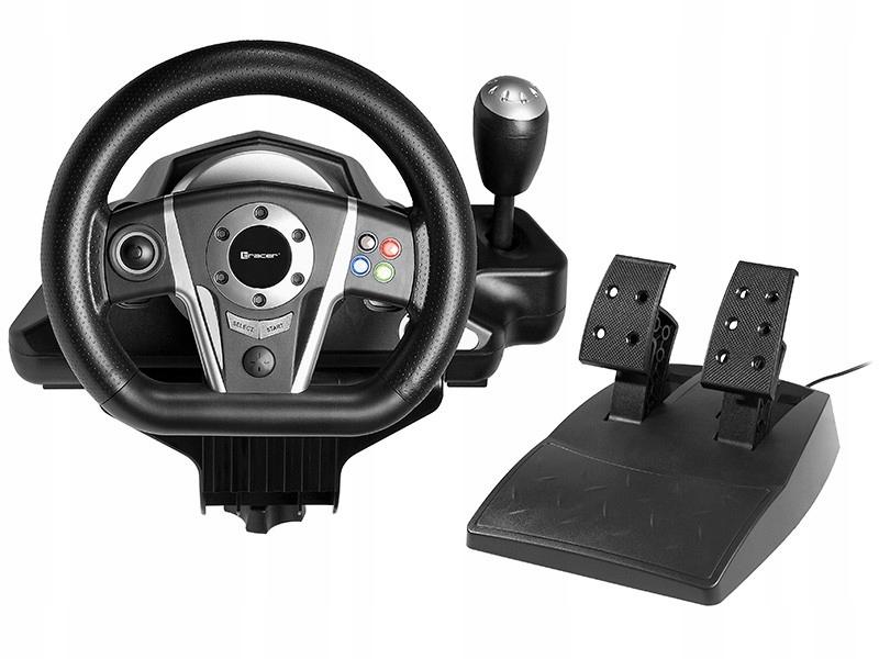 Kierownica Tracer Viper PS3/PS2/PC /(X-INPUT/D)