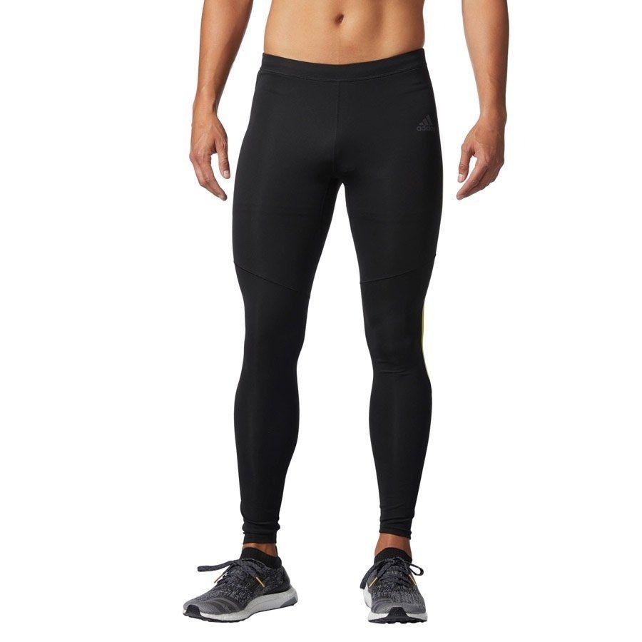 Spodnie Męskie do biegania adidas Tight czarn S