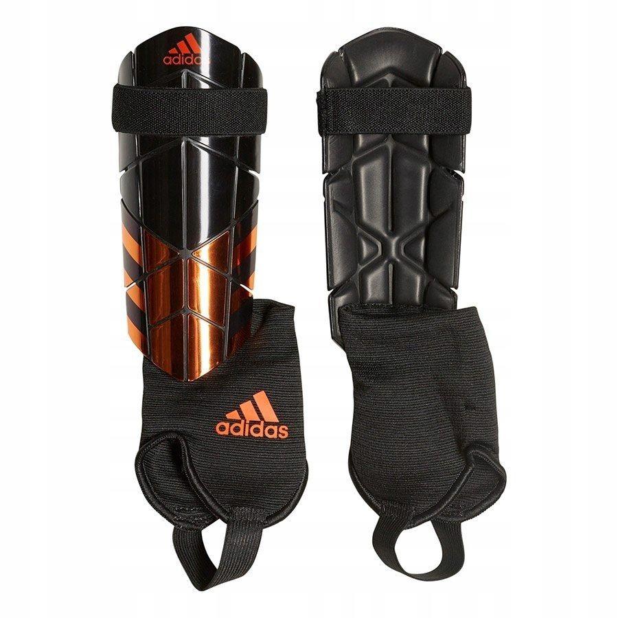 Ochraniacze piłkarskie adidasrozm. XS czarny
