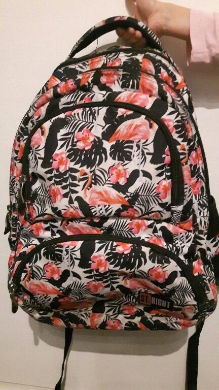 Plecak St.right flamingo