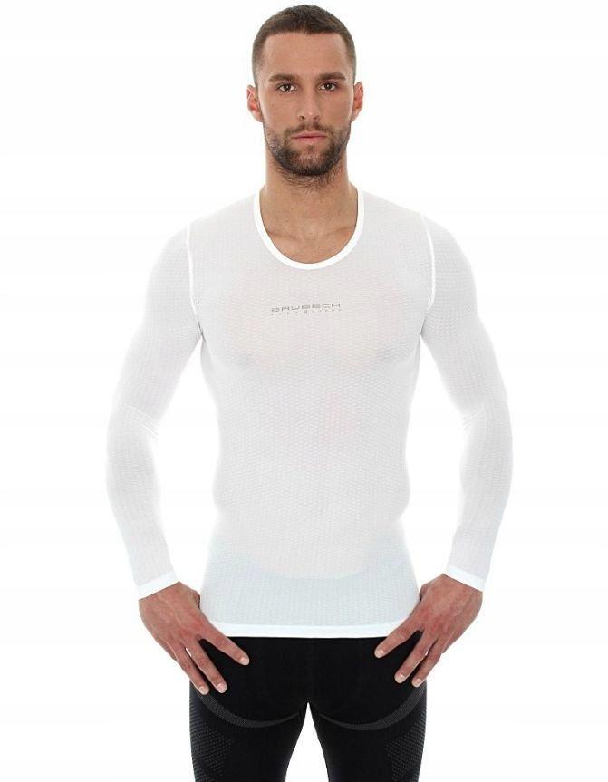 Brubeck Koszulka unisex z długim rękawem r. S